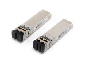 China Brocade Compatible SFP+ Optical Fiber Transceiver XBR-000182 on sale