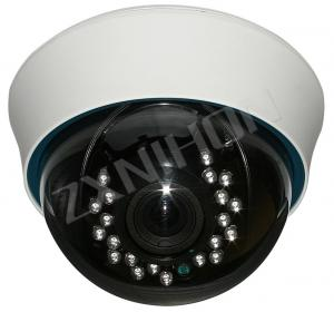 China RoHs IR Plastic Dome WDR CCTV Camera(NCDOTIR21) 420TVL-700TVL, 21PCS IR LED on sale