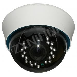 China RoHs IR Plastic Dome WDR CCTV Camera(NCDOTIR21) 420TVL-700TVL, 21PCS IR LED on sale
