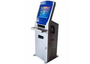 China Interactive Information Printing Display Kiosk Machines , Document Scanner Digital Kiosk Solutions on sale