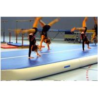 High quality inflatable tumble track/air track gymnastic mats in various sizes