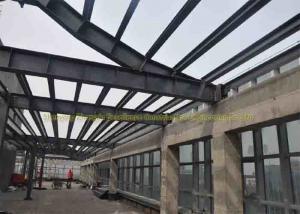 Workshops Galvanized H Beam Steel I Beam 4000mm - 15000mm