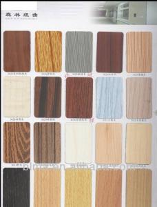 China China 1220*2440mm decorative hpl sheet/ hpl laminate sheet /formica laminate sheet manufacturer on sale