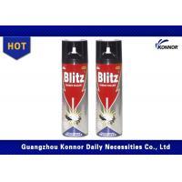 400ml Insect Aerosol Anti Mosquito Insecticide Aerosol Spray Odorless Eco Friendly