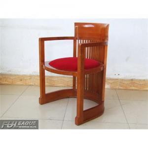 China Barrel Chair by Frank Lloyd Wright on sale