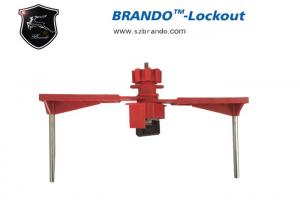 China BO- F32 Two Arms Universal Valve Lockout to Lock Out 3, 4 or 5-Way Valves on sale