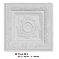 White Rectangular Decorative Ceiling Panels Painted Board For Home