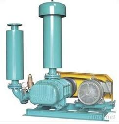 China three lobes roots blower used for sewage treatment on sale