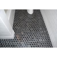 China New Design Solar LED WPC Floor Tile on sale