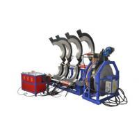 China Big Plastic Pipe Welding Machine , Hydraulic Plastic Tube Welding Machine on sale