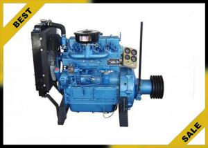 China 2000 Rpm 40 Kw Stationary Diesel Engine Low Oil Consumption For Samll Ship on sale