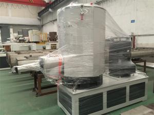 China UPVC / CPVC / PVC Powder Industrial Mixer Machine Twin Jacket With Thermal Insulation on sale