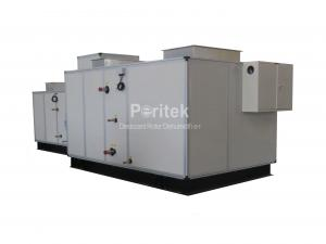 China Silica Gel Desiccant Wheel Dehumidifier Industrial Food Dryer on sale