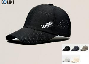 China Waterproof  Custom Sports Team Hats Caps With Wide Brim / Logo Embroidery on sale