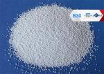 ZrO2 62% Ceramic Bead Blasting B30 For 3C Products Sandblasting Deblur