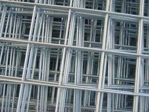 China Steel Bar Welded Wire Mesh For Industrial Electro ,Elector Welded Wire Mesh supplier