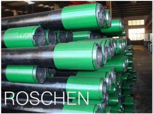 China Thread Cold Roll API Drill Pipe 2 7/8 weight LB/FT 6.5 Grade N80 API EUE 8 TPI Round on sale