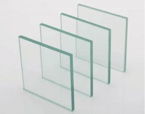 China Clear Tempered Float Glass Shower Doors / Flat Safety 8mm Tempered Glass on sale