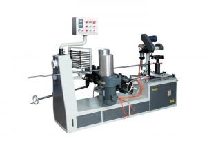 China Two Heads Paper Tube Machine , 2 - 7 Layers Paper Core Pipe Making Machine on sale