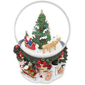 China christmas  snow globe home decoration souvenir snow globe gift polyresin resin paris souvenir on sale