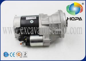 China 129940-77010 Engine Auto Starter Motor , 4TNV94 4TNV98T Truck Starter Motor on sale