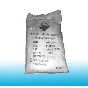 China potassium hydroxide on sale