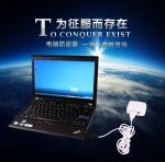 Exhibición del ordenador portátil de la alarma de la seguridad del ASISTENTE 1port que cierra el sistema para las tiendas al por menor de la mercancía digital
