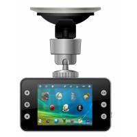 Car Black Box DVR X3000 Dual Cameras with GPS