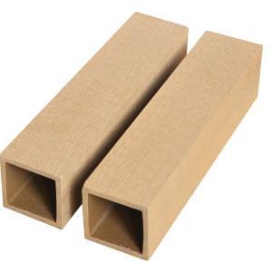 China Outside Wood Plastic Composite Railing For Balcony / Gates / Trellis on sale
