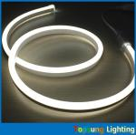 50m spool 7x15mm mini led flexible neon strip light tube 2835 smd waterproof decoration ribbon