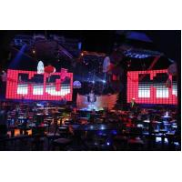 P10 P8 P6.67 Advertising Stadium Led Display LED Video Wall Front Service