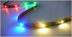 China 5050 RGB Flexible LED Strip Lights Commercial High Luminous 10ml - 50ml on sale