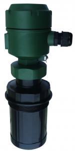 China Alkali Resistant RS485 Fuel Tank Ultrasonic Level Sensor on sale