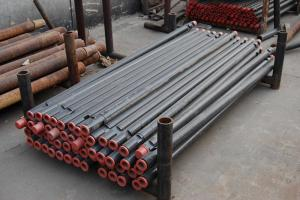 China Forging 2-3/8 API Reg Threaded DTH Drilling Tools Length 1000mm - 6000mm on sale