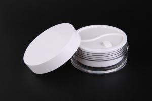 China UKC48  High quality best price 50ml-100ML Double liner cream ceramics Jar on sale