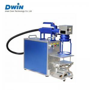 China Handheld fiber laser engraving machine price on sale