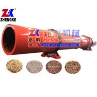 China Silicon powder rotary dryer with CE ISO certifications(Skype:Zhengke-Serena Fu) on sale