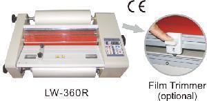 China Laminador del rollo de LW-360R on sale