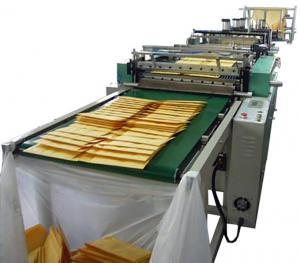 China Kraft Paper Air Bubble Envelope Making Machine Servo Motor Driving on sale