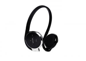 China FM Radio Apple Bluetooth Headphone Sport Stereo Bluetooth Headset 2.4GHz-2.48GHz on sale