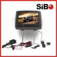 China 10 In-Headrest Touch Screen Monitor with 3g, Content Management for Publicity on sale