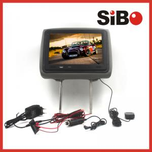 China Taxi Headrest Media Advertising Screen on sale