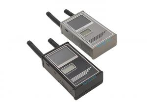 China Portable Radio Frequency Signal Detector , Wireless Bug Detector Scan 900 ~ 2700Mhz on sale
