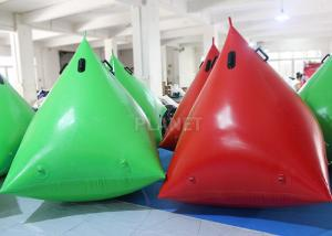 China Colorful Inflatable Marker Buoy Seamless Hot Welded PLAD - DE CE Approved on sale