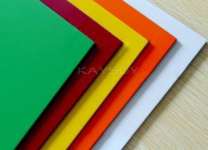 Anti - Static aluminum composite metal panels , colored aluminum ...
