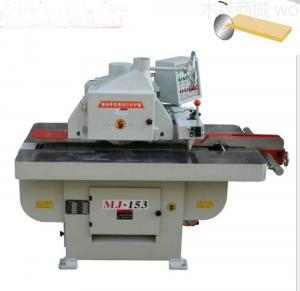 China MJ5 automatic electric wood single straight line rip saw machine price on sale