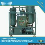 600LPH-18000LPH Vacuum Evaporation Separating Water Turbine Oil Purifier,Turbine Oil Purification