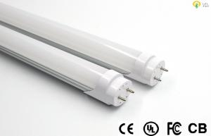 China 18W 1800lm LED Weatherproof Batten , Aluminum Cover Warm White LED Batten 600mm on sale