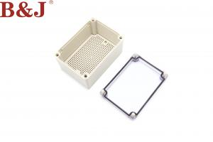 China Low Voltage Waterproof Electrical Switch Box ABS For Fire Fighting Equipment on sale