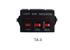 Power flash pattern led light bar rocker switch box for traffic quality power flash pattern led light bar rocker switch box for traffic advisor lights for aloadofball Image collections
